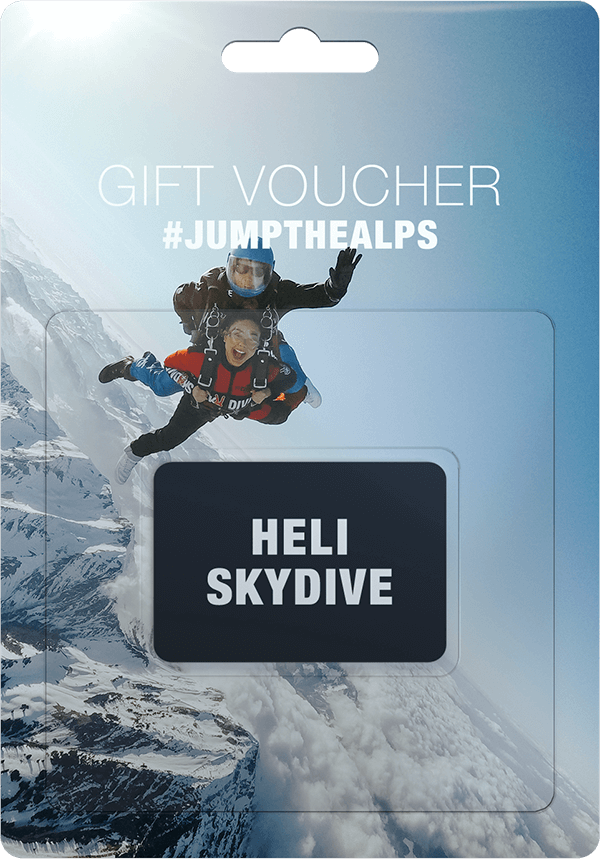 Helicopter Skydive Gift Voucher
